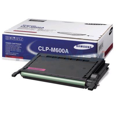 SAMSUNG CLP-600 TONER CARTRIDGE MAGENTA